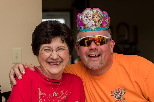 Mom & Tom's Birthday Party