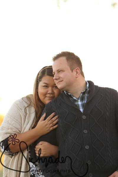 Tanya and Frank engagement