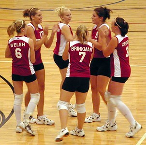 SNHS Volleyball vs TC 2002