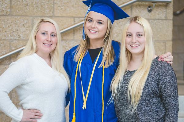 Melissa F. {Nursing Graduation}