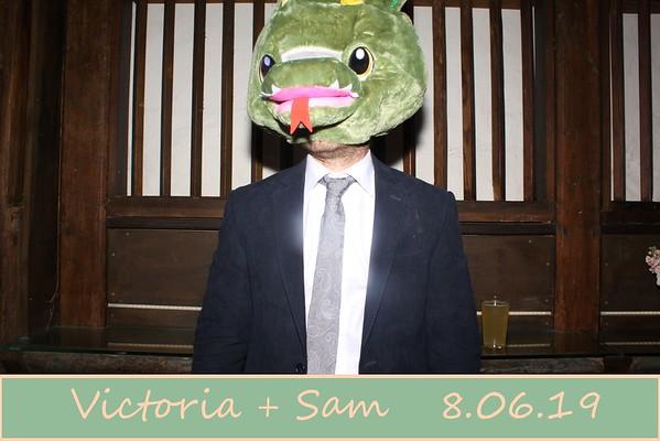 Sam + Victoria