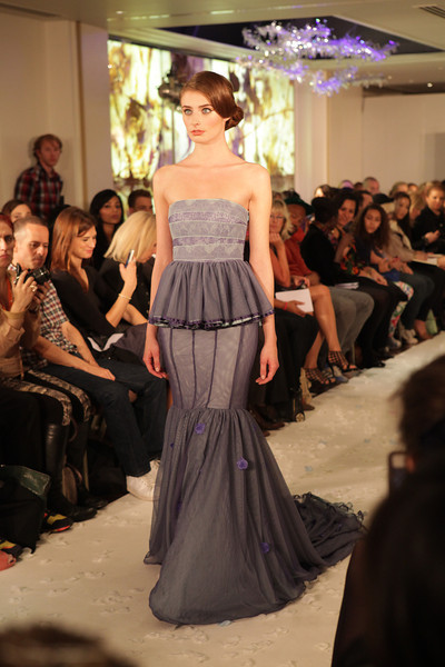 London Fashion Week - Luna Skys collection Sept 2012