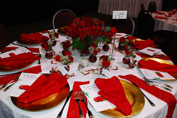 Ladies Night Out Centerpieces