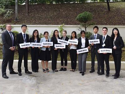 MUN Delegation in Singapore