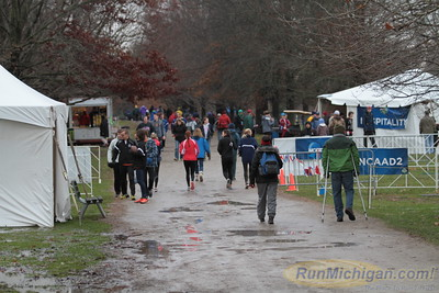 Miscellaneous - 2014 NCAA D2 XC Championship