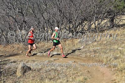 Cheyenne Mountain Trail Race, 2013