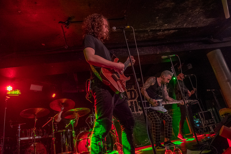 DeeVer At The Underworld, Camden - 25/10/19