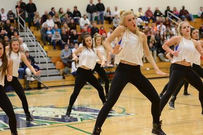 Dance 2015 - Basketball