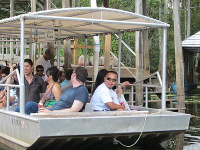 2011.08.14 | Honey Island Swamp Tour