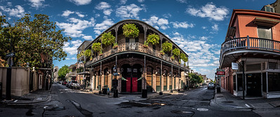 French Quarter during a Pandemic | May 2020