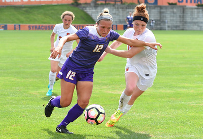 NCAA W Soccer: Albany at Syracuse; 8/28/16