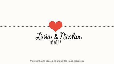 Lívia & Nícolas 09-09-17