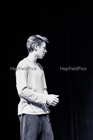 One Act Rehearsal School 2/13/113