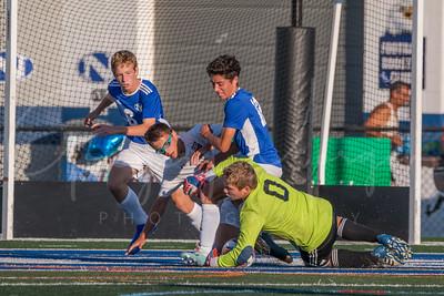 Nazareth Boy JV Soccer vs Northampton 9-18-19