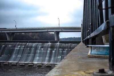Waterfalls and Dams
