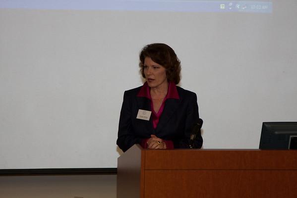 Eric Hilton Lecture Series - Clare Sullivan