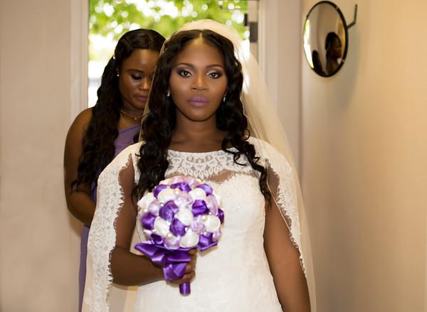 Marina and Nathanial Wedding