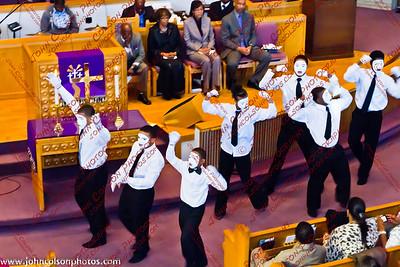 Praises & Sacreds Dancers
