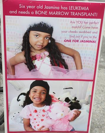JASMINA  Anema's Bone Marrow Drive March 7, 2009.