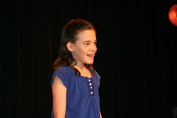 Lower School Performing Arts Assembly