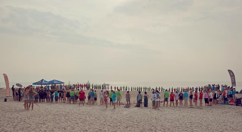 Surfer's Healing, Wrightsville Beach, NC / 2014