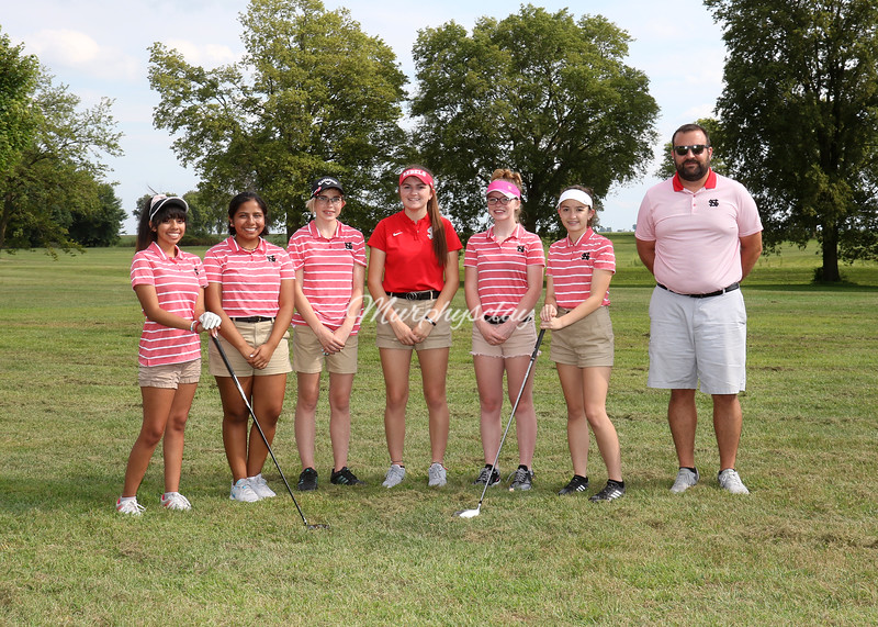 SNHS Girls Golf 2019