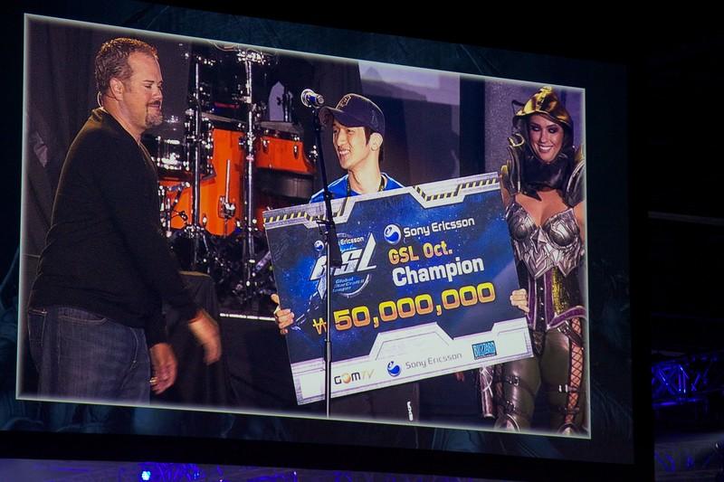2011 BlizzCon - Starcraft World Championship