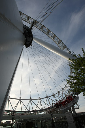 London Eye and Peter's Offsite