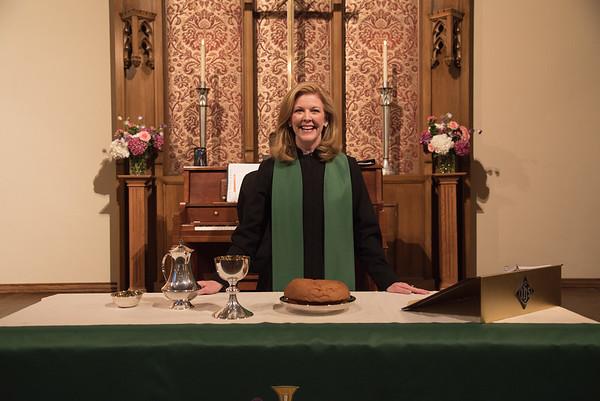 Susan Robb, Cox Chapel