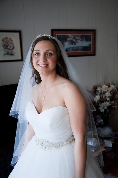 Bridal Preparation Vicky