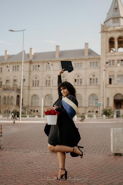 Tameron ~ Graduation