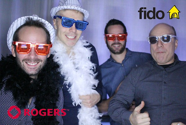 Rogers / Fido Christmas Party