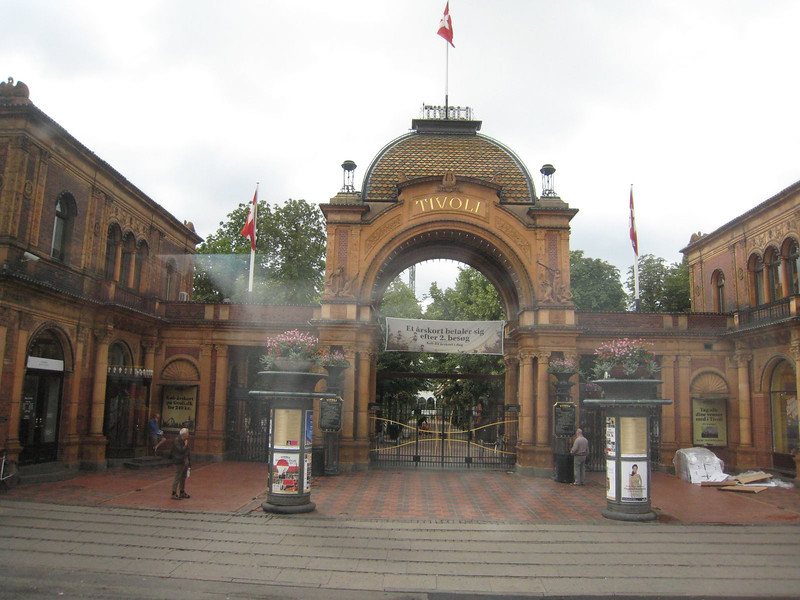 Tivoli Gardens - Copenhagen