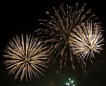 New Year 2010 Fireworks