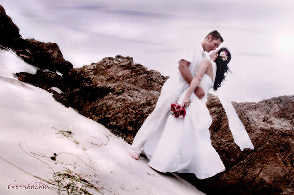 BEACH WEDDING PACIFIC GROVE