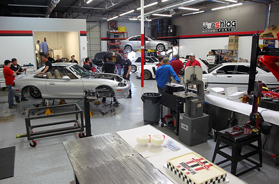 Vorshlag Open House 2015 + SCCA Annual Tech, Feb 7, 2015