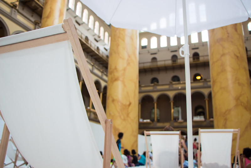 The Beach - National Building Museum