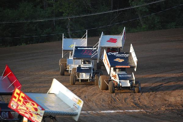 07-08-2011 - Sprints On Dirt