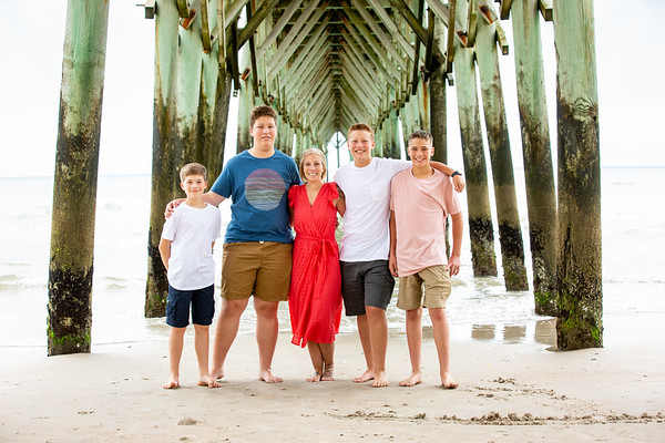 North Topsail Family Photos Bliss Portraits