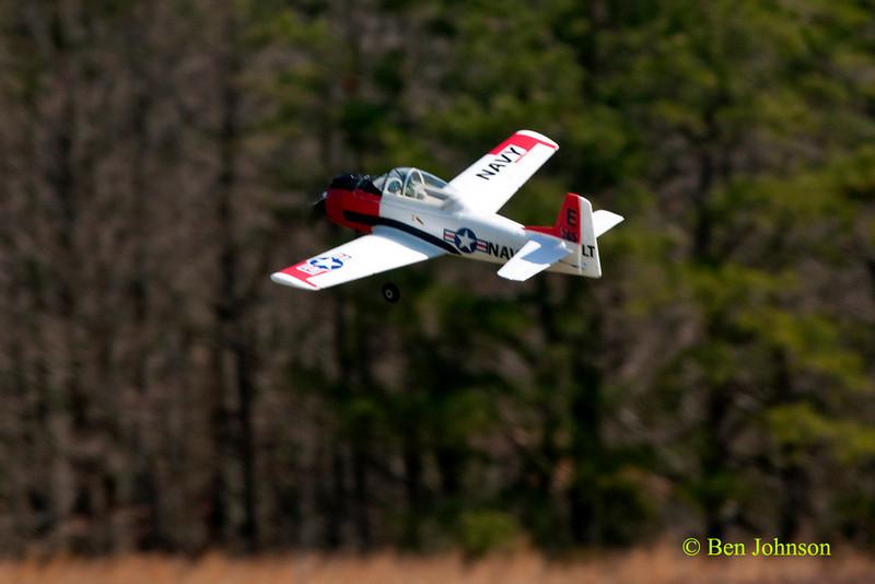 Model Airplane Flying near Atlantic County New Jersey