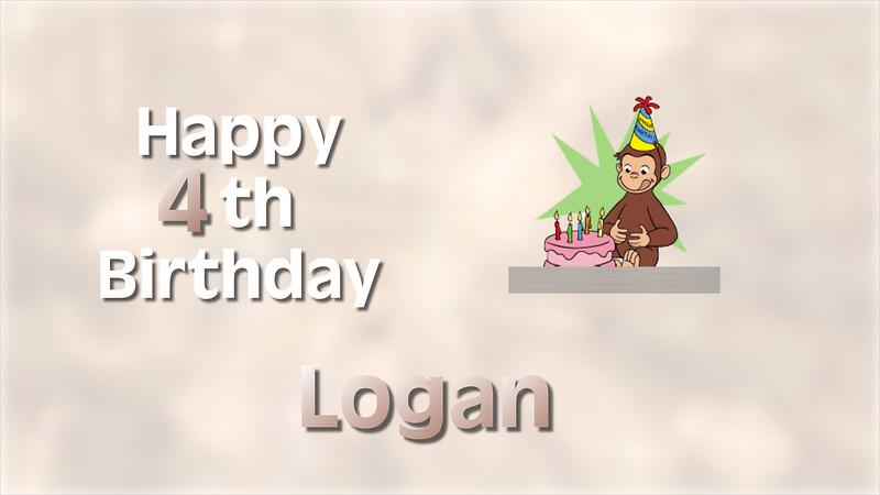 Happy 4th Birthday to Logan.mp4