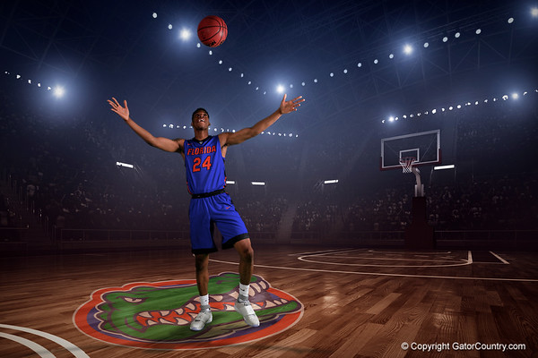 Super Gallery - Gators Basketball Media Day Portraits 2015-2016