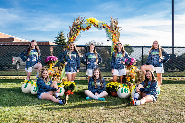 Soccer Senior Night 2017