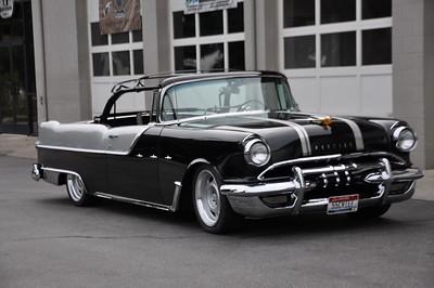1955 Pontiac Starchief Convertible - Herb and Kathy Zanetti... .. ..