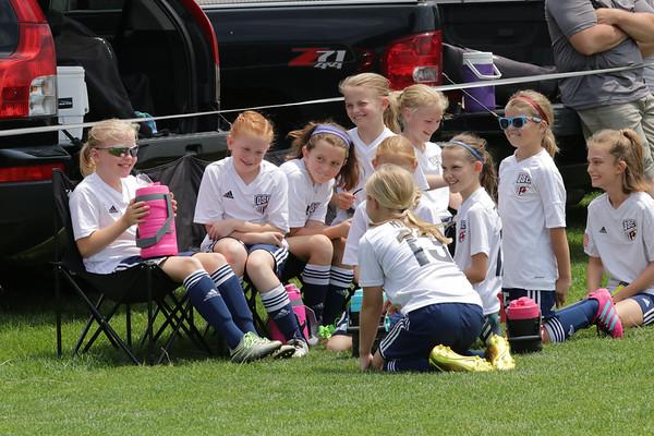 Eastern PA Soccer Championships, Quakertown V LVU