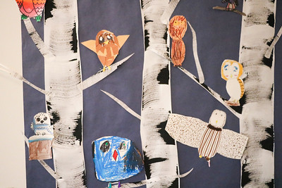 LS 2nd Owl Art 12-10-20