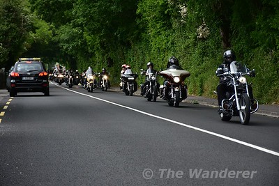 Killarney Bikefest Parade - Sunday 5th June 2016