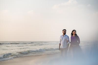 Mukesh & Sindhu Maternity Shoot