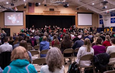 Christmas Band Chapel 2020