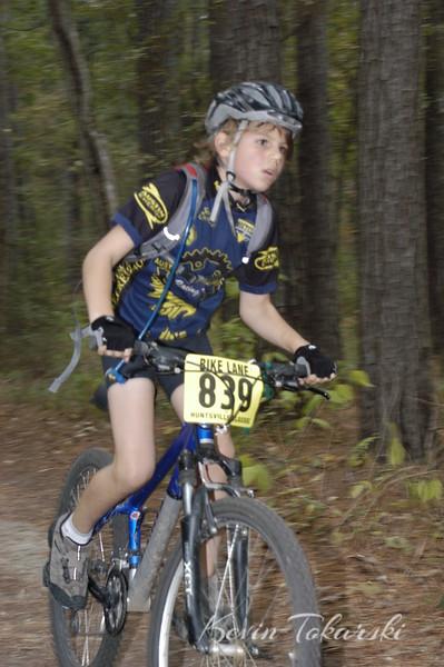 Huntsville Classic MTB Race, Huntsville, TX, Nov. 5, 2006 - Beginner Categories